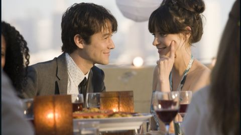 """The twee romance """"500 Days of Summer,"""" starring Joseph Gordon Levitt and Zooey Deschanel, is a bit divisive among rom-com fans. If you don't mind a <a href=""""http://www.theatlantic.com/entertainment/archive/2015/09/the-manic-pixie-dream-girl-repents/404953/"""" target=""""_blank"""" target=""""_blank"""">manic pixie dream girlfriend</a>, watch away."""