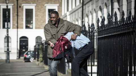 "Idris Elba, ""Luther"""