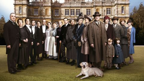 'Downton Abbey' (C) Nick Briggs/Carnival Films 2014 for Masterpiece