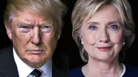 Politics is on everyone's minds these days, and Hollywood is no exception. Here's a list of some of the stars who have come out in support of either Donald Trump or Hillary Clinton -- including one who wants to clear up her reported endorsement.