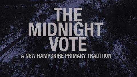 New Hampshire Midnight Vote