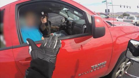 drives points gun at motorcyclist helmet cam footage pkg_00002213.jpg