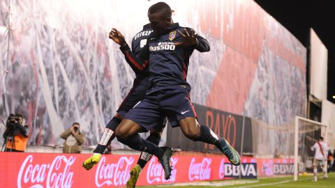 In February, Chinese football club Guangzhou Evergrande paid $45.8 million to sign Atletico Madrid striker Jackson Martinez.