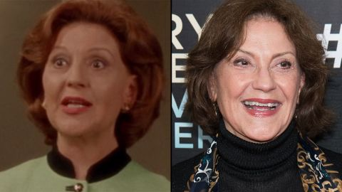"""Kelly Bishop, who played Emily Gilmore, was the original Sheila in the hit Broadway show """"A Chorus Line"""" and played Baby's mother in """"Dirty Dancing."""" Bishop returned to work with Sherman-Palladino in 2012 for the ABC Family series """"Bunheads."""" Bishop portrayed Fanny Flowers, the owner of the Paradise Dance Academy."""