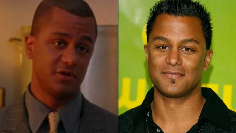 """Yanic Truesdale hasn't done much in show business since his days at the Independence Inn as Michel Gerard. He's since appeared in Canadian series like """"Rumeurs"""" and """"Mauvais Karma."""""""