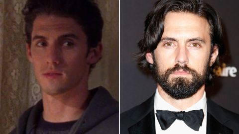 """Milo Ventimiglia played another of Rory's loves, Jess Mariano, on the series. The actor has since played Peter Petrelli on """"Heroes"""" and appeared in films such as """"Grown Ups 2"""" and """"Grace of Monaco."""" He was in the 2015 crime drama """"Wild Card"""" with Jason Statham and Sofia Vergara."""