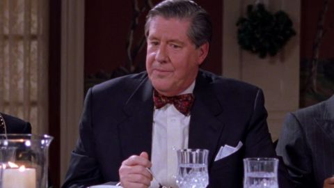 """Edward Herrmann, who played patriarch Richard Gilmore on the show, died of cancer in 2014. A longtime Broadway actor, he won a 1976 Tony award in George Bernard Shaw's """"Mrs. Warren's Profession"""" and was nominated for another for David Hare's """"Plenty."""" He also had movie roles in """"The Paper Chase,"""" """"The Great Gatsby,"""" """"Reds"""" and """"The Purple Rose of Cairo,"""" among others."""