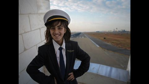 """""""I love planes. Even before I had ever been on a plane, I knew I wanted to be a pilot. Now, not only do I get to live my dream, but I also get to help people travel, to see the world and discover new places."""""""