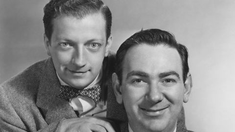"""At left is <a href=""""http://www.cnn.com/2016/02/03/entertainment/bob-elliott-dies-obit-feat/"""" target=""""_blank"""">Bob Elliott</a>, half of the TV and radio comedy duo Bob and Ray. He died February 2 at the age of 92. For several decades, Elliott and Ray Goulding's program parodies and deadpan routines were staples of radio and television. Elliott was the father of comedian and actor Chris Elliott and the grandfather of """"Saturday Night Live"""" cast member Abby Elliott."""