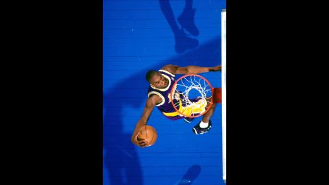 <strong>Kobe Bryant (1997):</strong> At 18 years of age, Bryant became the youngest ever to win the Slam Dunk Contest. His final dunk was a between-the-legs jam similar to Isaiah Rider's winner in 1994.