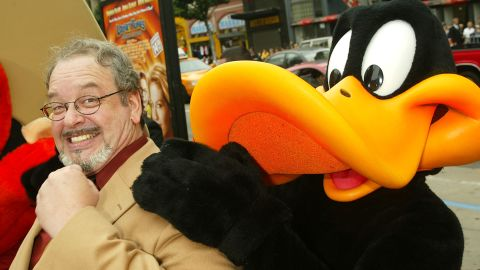 """<a href=""""http://www.cnn.com/2016/02/04/entertainment/joe-alaskey-dead/"""" target=""""_blank"""">Joe Alaskey</a>, a voice actor who performed such characters as Bugs Bunny and Daffy Duck, died February 3 at the age of 63. The actor voiced many other beloved Looney Tunes characters, including Tweety Bird, Sylvester the Cat and Plucky Duck."""