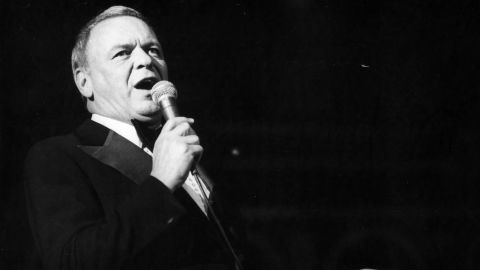 """<strong>Frank Sinatra</strong> (1915-1998) was a master at reinterpreting standards with his rich baritone and impeccable phrasing. Many of his romantic ballads, including """"Strangers in the Night,"""" """"The Very Thought of You,"""" """"Fly Me to the Moon"""" and """"The Way You Look Tonight,"""" remain timeless classics."""