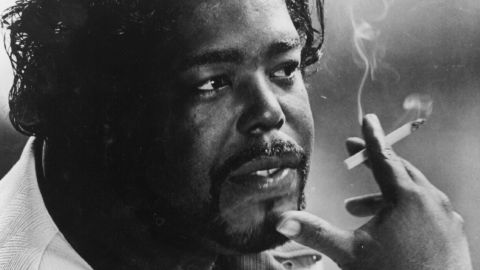 """The deep seductive purr of <strong>Barry White</strong> (1944-2003) powered such '70s love songs as """"Can't get Enough of Your Love,"""" """"Never, Never Gonna Give Ya Up"""" and """"You're The First, The Last, My Everything."""""""