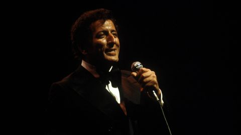 """<strong>Tony Bennett</strong> gave us the timeless """"I Left My Heart in San Francisco"""" and at 89 is still going strong."""