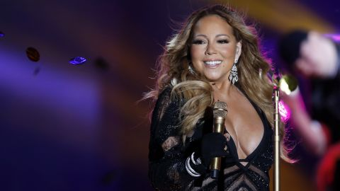 """Thanks to one of the most stunning voices in music,<strong> Mariah Carey</strong> dominated the '90s pop charts with one No. 1 hit after another -- most of them love songs. Among the highlights: """"Vision of Love,"""" """"Emotions,"""" """"Love Takes Time"""" and """"Dreamlover."""" As a bonus she gave us the enduring holiday classic, """"All I Want for Christmas Is You."""""""