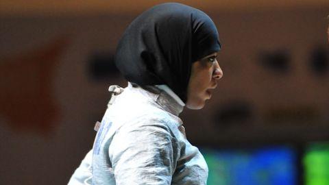U.S. Olympic athlete to wear hijab curnow intv_00014907.jpg
