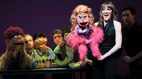 """""""Avenue Q"""" seemed the quintessential off-Broadway show: a little quirky, as if """"Sesame Street"""" were crossed with a black comedy about 20-somethings. But it proved to have great staying power when it came to the Great White Way, running for more than 2,500 performances and winning a Tony for best musical in 2004."""