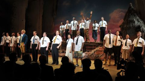 """When the """"South Park"""" guys, Trey Parker and Matt Stone, teamed up with """"Avenue Q's"""" Robert Lopez, who knew what would happen? The result, """"The Book of Mormon,"""" was one of the most rapturously reviewed shows of recent years and won nine Tony Awards in 2011, including best musical. It's still running almost six years later."""