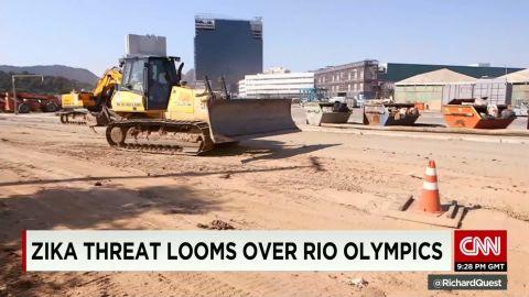 zika virus threat looms over rio olympics paton walsh pkg qmb_00014102.jpg