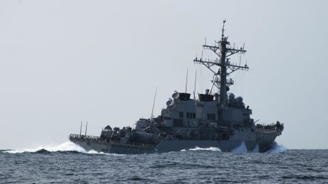 The Pentagon wants $3.2 billion to buy two DDG-51 Arleigh Burke-class guided missile destroyers.