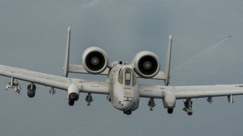 The Pentagon won't be buying any new A-10 Thunderbolt attack jets, but the budget request includes money that would delay the aircraft's retirement until 2022.