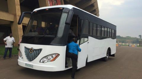 """Ugandan company <a href=""""http://cnn.com/2016/02/15/africa/africa-solar-bus-kiira-uganda/index.html"""">Kiira Motors has launched Africa's first solar powered bus</a> -- and plans to expand the country's solar vehicle industry."""