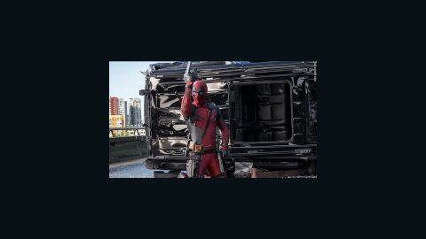 """Ryan Reynolds played motormouth assassin """"Deadpool"""" in 2016's surprise R-rated blockbuster as well as the sequel."""
