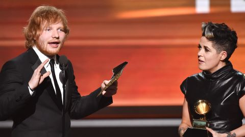 """""""Thinking Out Loud,"""" Ed Sheeran and Amy Wadge"""