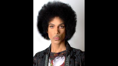 """Prince tweeted his passport photo on February 11. <a href=""""http://www.cnn.com/2016/02/17/entertainment/prince-passport-photo-feat/index.html"""" target=""""_blank"""">The photo quickly took the Internet by storm. </a>"""