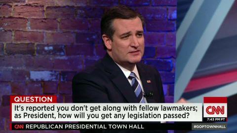 sc gop town hall ted cruz unlikable reputation 19_00002214.jpg
