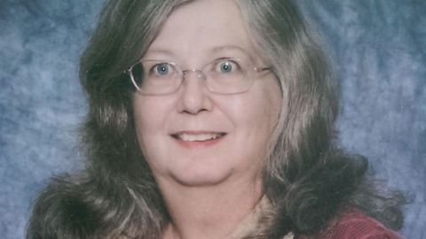 Mary Lou Nye doted on her grandson, her son said.