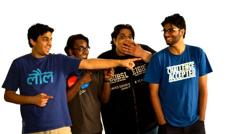 The Indian comedy collective AIB