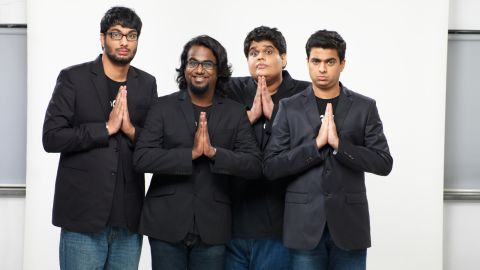 We come in peace? The Indian comedy group AIB