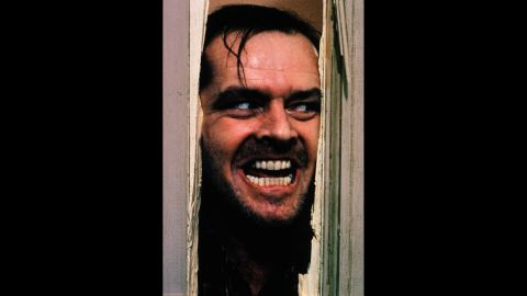"""<strong>""""The Shining"""" </strong>""""Heeeere's Johnny!""""<strong> </strong>In this 1980 adaptation of Stephen King's novel, Jack Nicholson plays an off-season caretaker of a haunted hotel as his young psychic son, Danny, has the unfortunate ability to see ghosts. Although this was director Stanley Kubrick's first horror film, many consider it among the most terrifying movies of all time. But King is apparently not a fan -- calling it """"cold."""" <strong>Where to watch: </strong>Hulu; Amazon Prime Video (rent/buy); Google Play (rent/buy); YouTube (rent/buy)"""