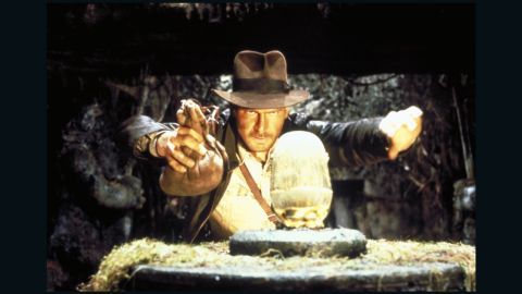 """<strong>""""Raiders of the Lost Ark"""" </strong>This is the film that launched a thousand archeology majors. In 1981 we met the dashing professor and adventurer Indiana Jones, played by """"Star Wars"""" heartthrob Harrison Ford, who races the Nazis to Egypt to find the Ark of Covenant, a Biblical artifact said to contain the Ten Commandments. The Indiana Jones franchise, directed by Steven Spielberg, now includes four films,<a href=""""http://money.cnn.com/2016/03/15/media/indiana-jones-5-harrison-ford-steve-spielberg/""""> </a><a href=""""https://ew.com/movies/2019/05/07/indiana-jones-5-2021/"""" target=""""_blank"""" target=""""_blank"""">with a fifth on the way in 2021.</a> <strong>Where to watch: </strong>Netflix; Amazon Prime Video (rent/buy); iTunes (rent/buy)"""