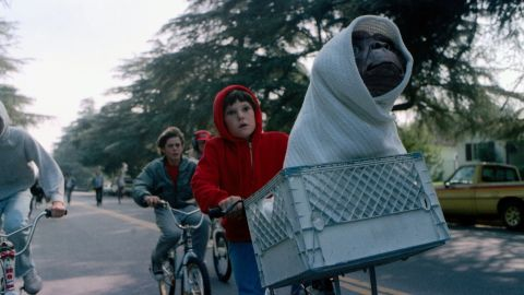 """<strong>""""E.T. the Extra-Terrestrial""""</strong> Before """"Poltergeist,"""" Steven Spielberg developed a script for something called """"Night Skies"""" -- basically """"Poltergeist"""" with aliens terrorizing a family instead of ghosts. He scrapped that idea in favor of 1982's """"E.T.,"""" a tale about a lonely boy named Elliott who finds friendship with a benevolent creature from another planet. The movie became the highest-grossing film of the decade. <strong>Where to watch: </strong>DirecTV (subscription); Amazon Prime Video (rent/buy); iTunes (rent/buy); Google Play (rent/buy)"""