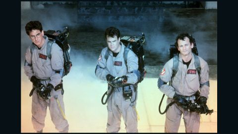 """<strong>""""Ghostbusters""""</strong> Fighting off a sudden plague of supernatural activity around New York City, """"Saturday Night Live"""" alums Dan Aykroyd and Bill Murray lead an all-star comedy cast in this 1984 pop-culture phenomenon. When the smoke clears at the end of this mind-blowing comedy, we understand the dangers of """"ectoplasmic residue,"""" """"protonic reversal,"""" and the Stay Puft Marshmallow Man. <strong>Where to watch: </strong>Amazon Prime Video (rent/buy); Google Play (rent/buy); iTunes (rent/buy)"""
