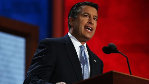 Nevada Gov. Brian Sandoval is seen as a crucial voice on the GOP's health care effort because Sen. Dean Heller has tied his own vote closely to the popular Republican governor's position.