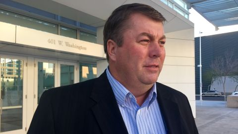 Former FLDS security chief Willie Jessop is among those testifying against the Jeffs brothers.