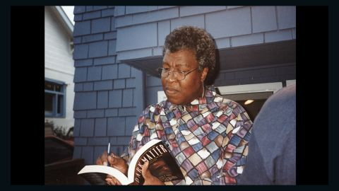 Octavia E. Butler, one of few African-American authors to become a prominent name in the white-dominated universe of science fiction, died in 2006.