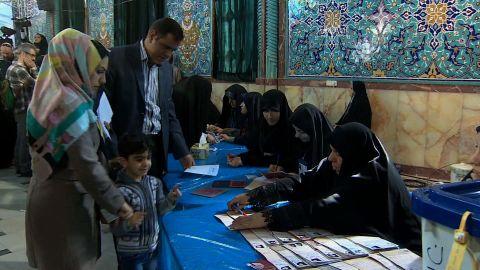 Iran election day pleitgen dnt _00003705.jpg