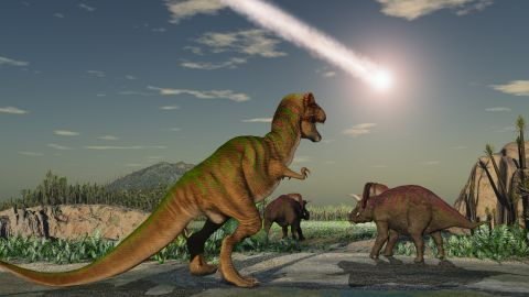New analysis of commercial drilling data gives scientists clues about what happened after a giant asteroid hit Earth 66 million years ago.
