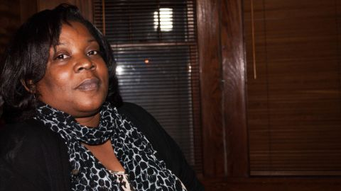 Cheryl Farmer loved growing up in Flint, but now she says she feels trapped and wants to move.