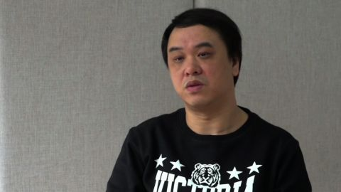 """Lui Por is the general manager of Mighty Current. Like the others, he confessed to """"illegal book trading"""" in the televised interview. It's not clear whether they were speaking under duress.  Hong Kong police said Lui returned to Hong Kong March 4."""