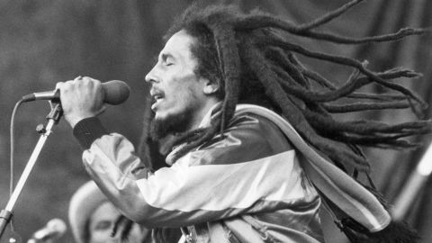 """<strong>Bob Marley's death:</strong> After a four-year battle with skin cancer that started on his toe and spread to his vital organs, legendary Jamaican musician <a href=""""http://www.theguardian.com/theguardian/1981/may/12/fromthearchive"""" target=""""_blank"""" target=""""_blank"""">Bob Marley died</a> on May 11, 1981. He was 36 years old."""