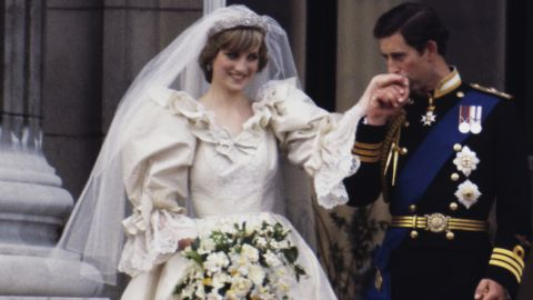 """An estimated 750 million people tuned in to watch Britain's Prince Charles marry Lady Diana Spencer on July 29, 1981. Click through to see more of the decade's most iconic moments, and then experience CNN's <a href=""""http://www.cnn.com/shows/the-eighties"""" target=""""_blank"""">""""The Eighties,""""</a> which airs Thursdays at 9 p.m. starting on March 31."""