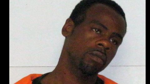 Rafael McCloud, 33, escaped from Warren County Jail in Vicksburg, Mississippi. The Warren County Sheriff's Office said McCloud is considered dangerous.