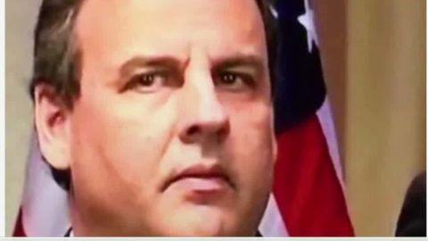 Chris Christie stare donald trump president pkg moos erin_00004429.jpg