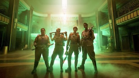 """Kristen Wiig, Melissa McCarthy, Kate McKinnon and Leslie Jones will star in the new """"Ghostbusters."""" What's the original cast up to? Click through the gallery to find out."""