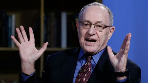 """NEW YORK, NY - FEBRUARY 03:  Alan Dershowitz attends Hulu Presents """"Triumph's Election Special"""" produced by Funny Or Die at NEP Studios on February 3, 2016 in New York City.  (Photo by John Lamparski/Getty Images for Hulu)"""